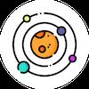Logo Satellit von mitschaffe.ch