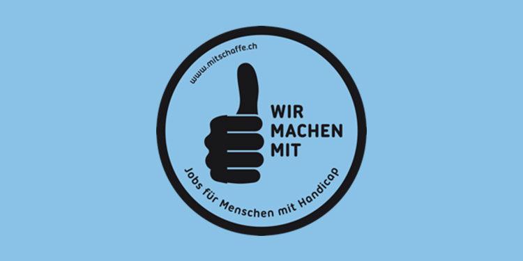 Arbeitgeber Label: Wir machen mit bei mitschaffe.ch